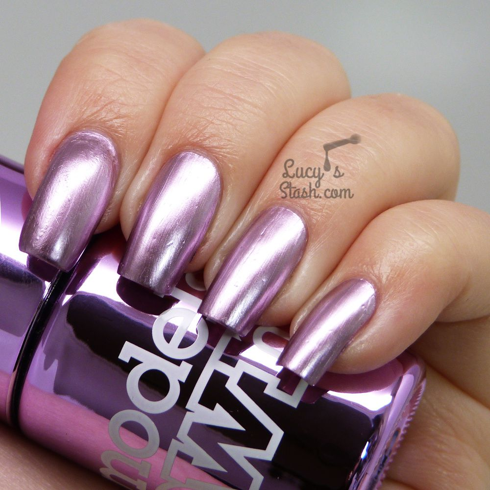 Models Own Colour Chrome Collection - Review & Swatches