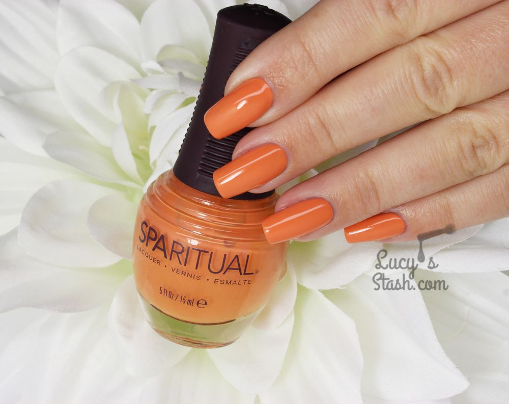 SpaRitual Cycles & Unveil Peel Off Basecoat - Review & Swatches