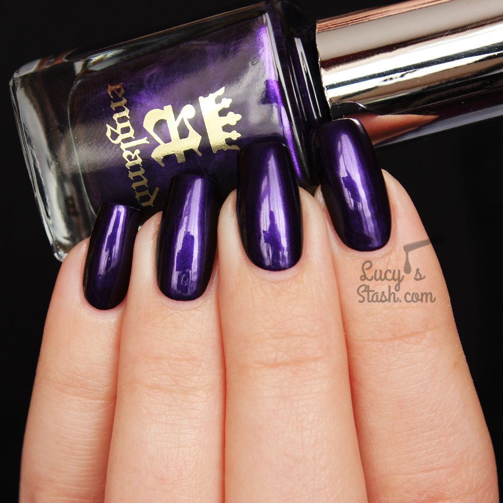 A England The Blessed Damozel | Heavenly Quotes | Review & Swatches