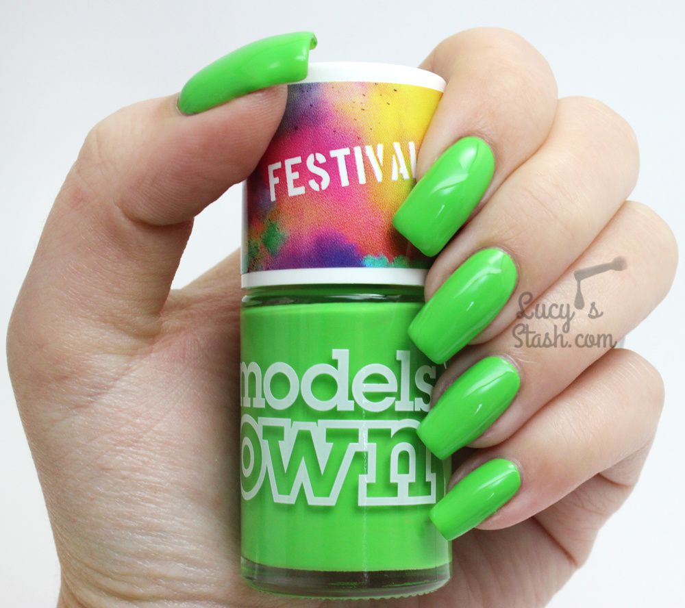 Models Own Festival Collection - Review & Swatches
