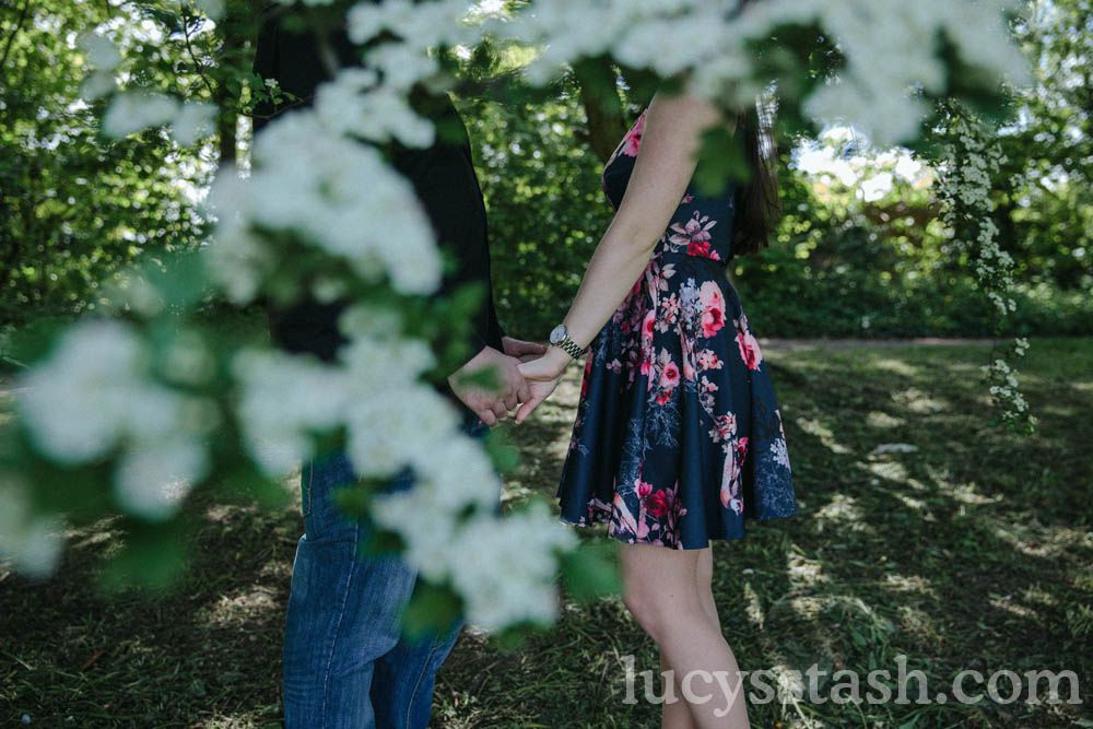 My Wedding Diary - Part 3: Engagement Photoshoot