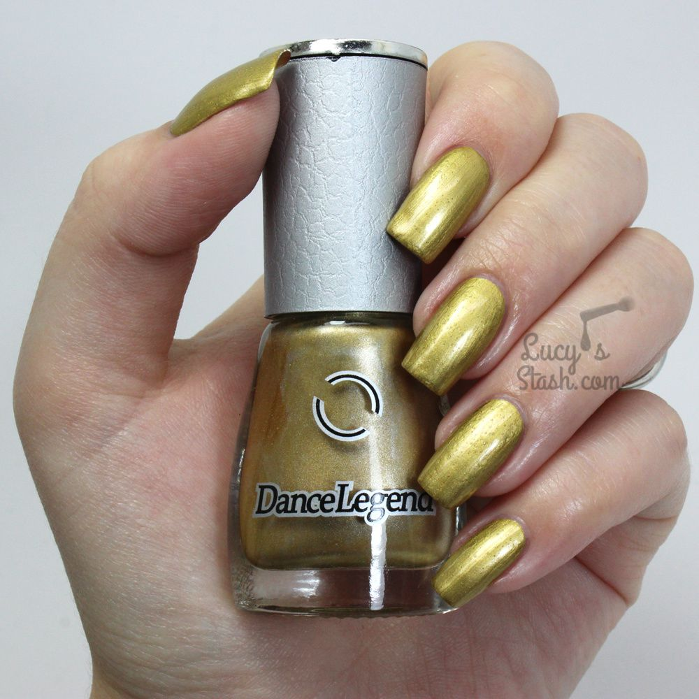 Dance Legend Hammering Collection Shades - Review & Swatches
