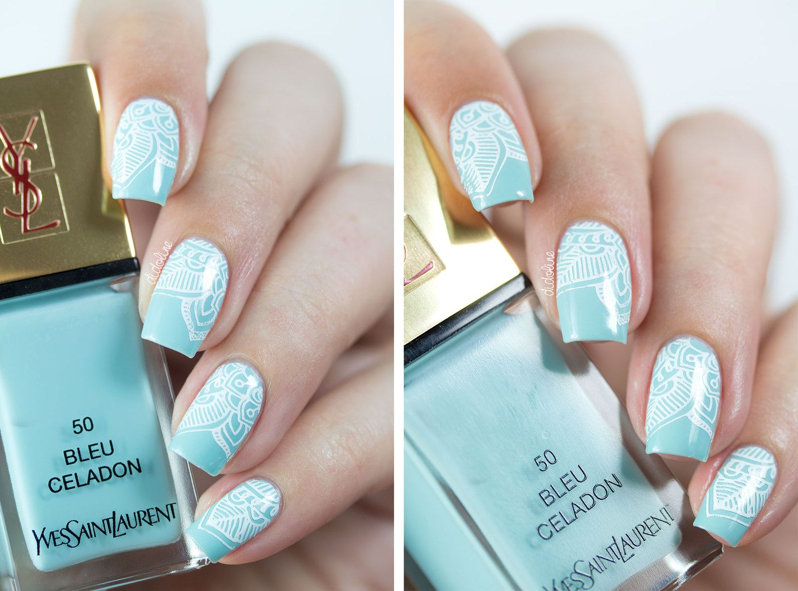 Guest Post: Didoline's Nails at Lucy's Stash!