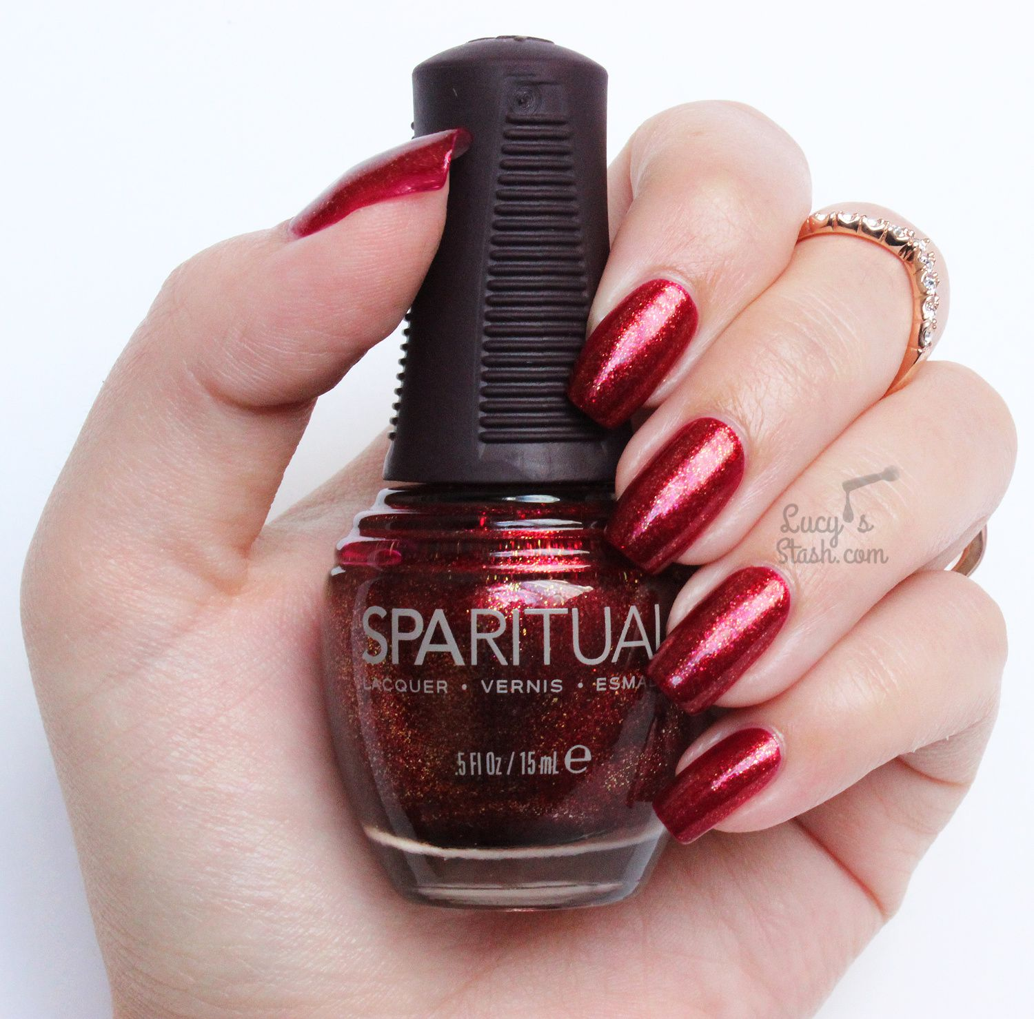 SpaRitual Artisan | Pause Collection Autumn 2015 - Review & Swatches