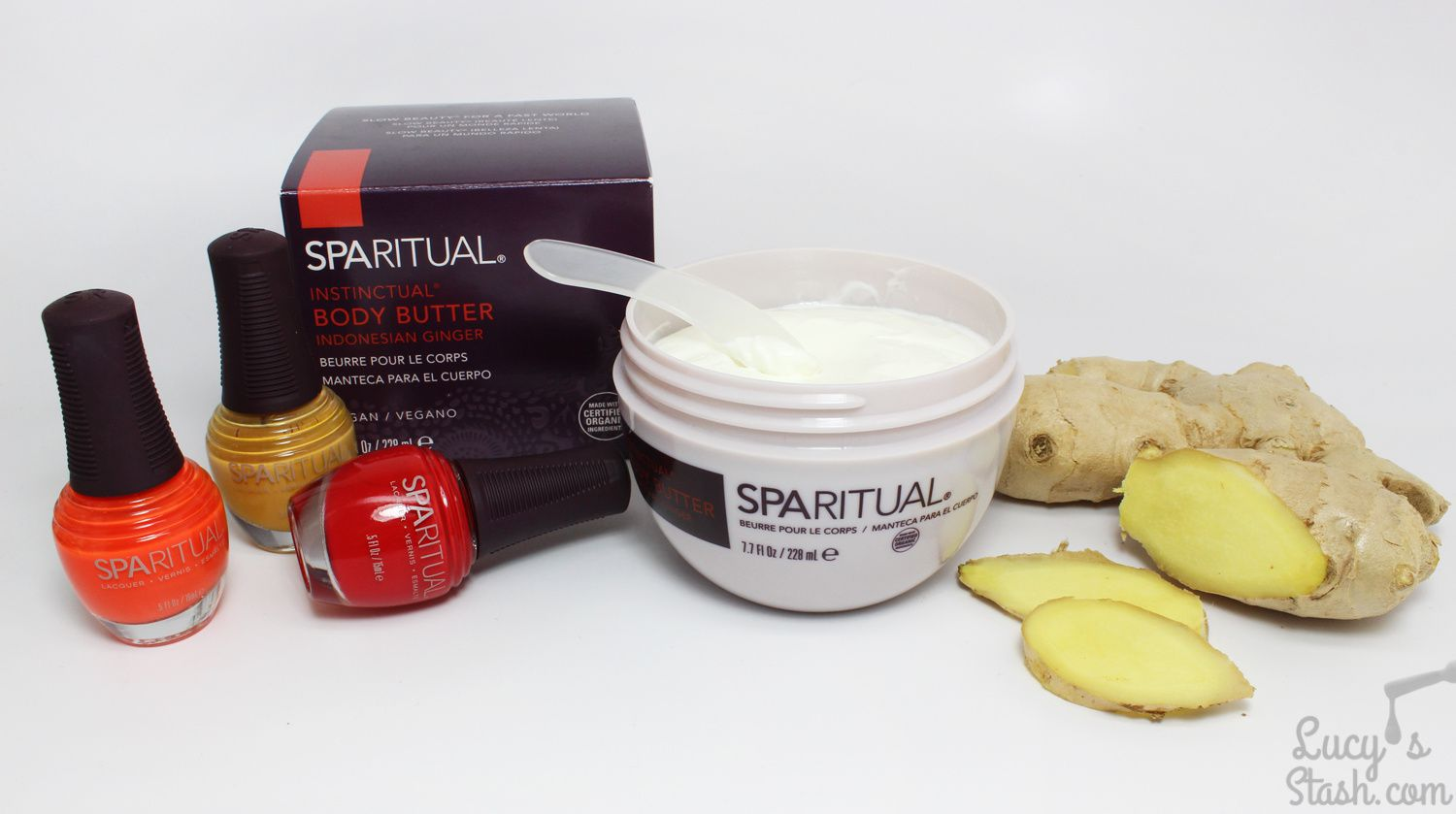 Report: Pedicure at SpaRitual Salon in Brno (...and yes, there are feet! ;) + SpaRitual Body Butter Review