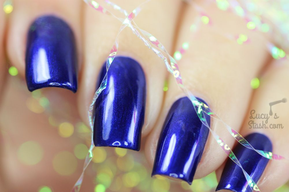 NOTD: HJ Manicure Midnight Sky - Review & Swatches