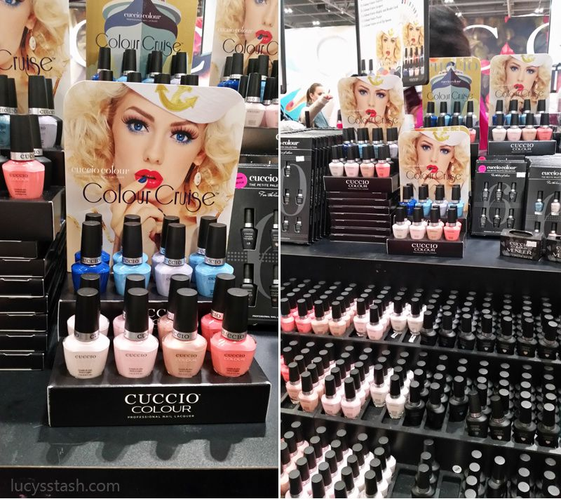 Report: My visit to Professional Beauty Exhibition 2016 in London