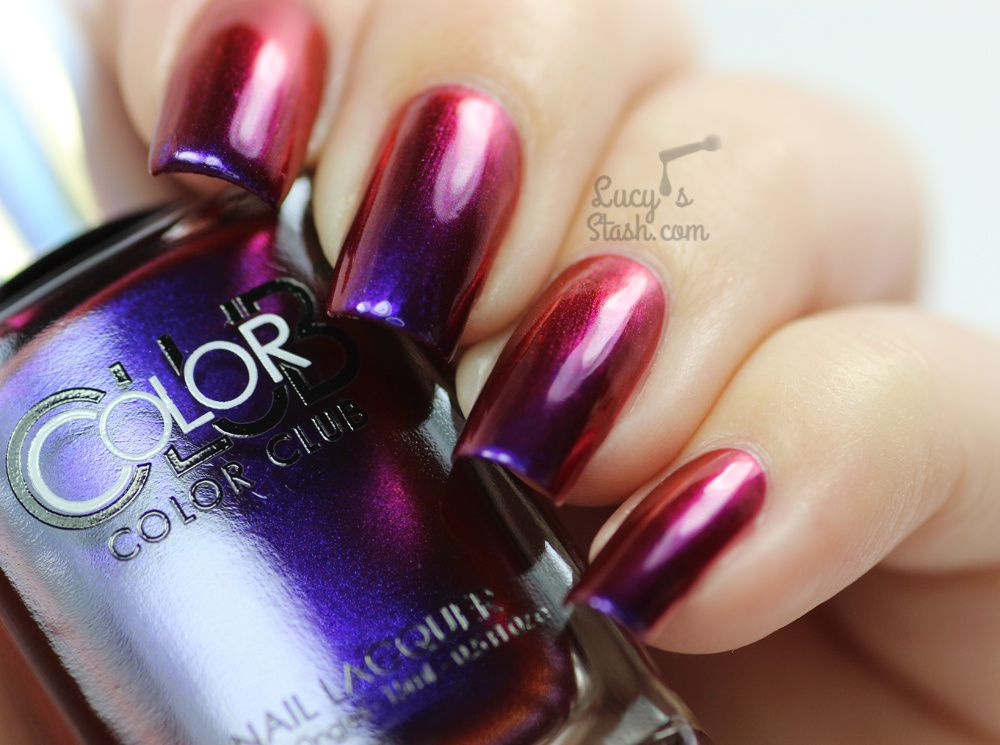 Color Club We'll Never Be Royals - Review & Swatches