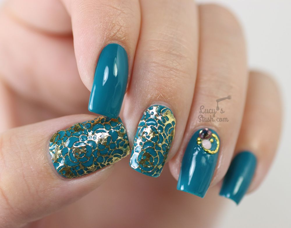 What I wore to PRO Beauty Exhibition   Nail Art feat. All That Jazz