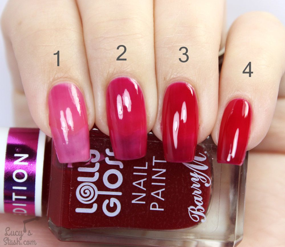 Barry M Lolly Gloss Collection | Summer 2016 - Review & Swatches