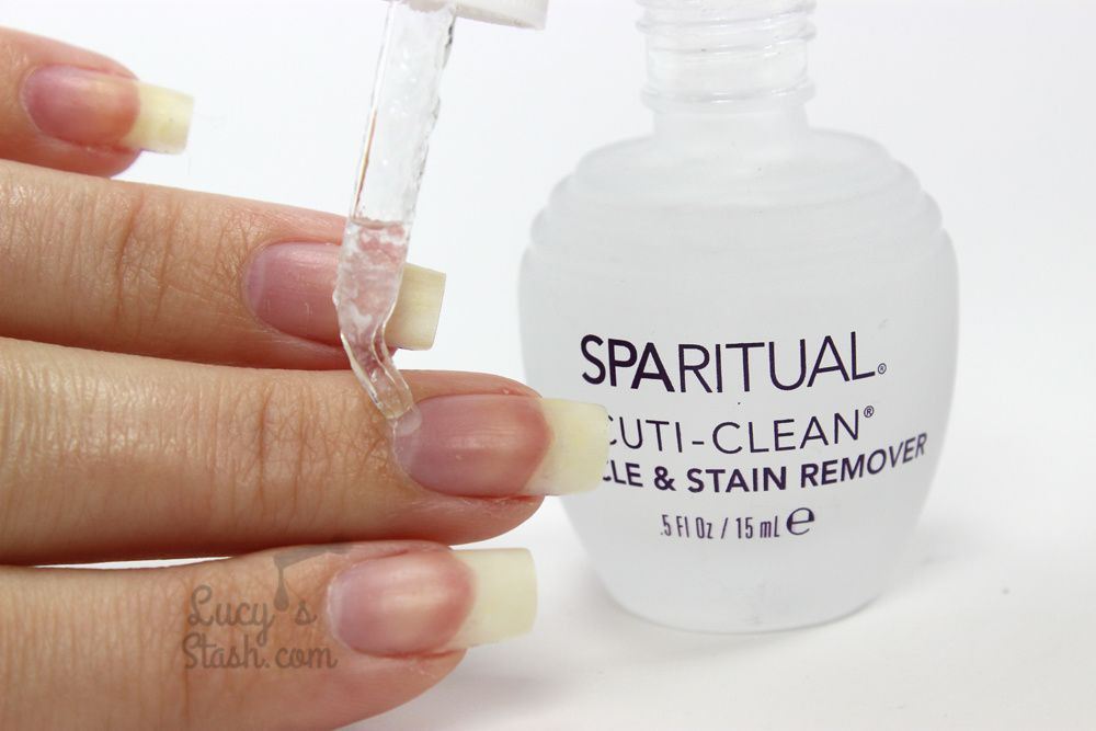 SpaRitual Cuti-Clean Cuticle & Stain Remover | Review