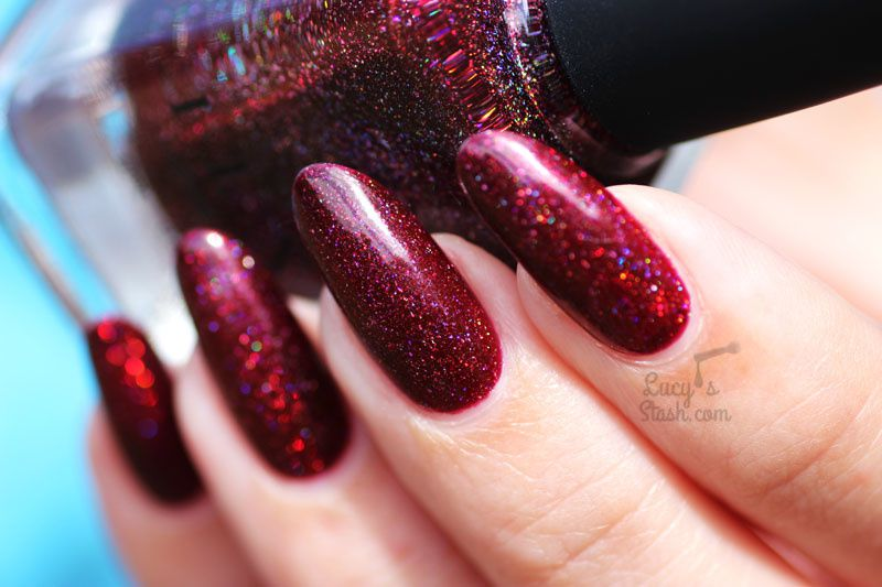 Get your nails ready for Autumn with ILNP Diablo | Review