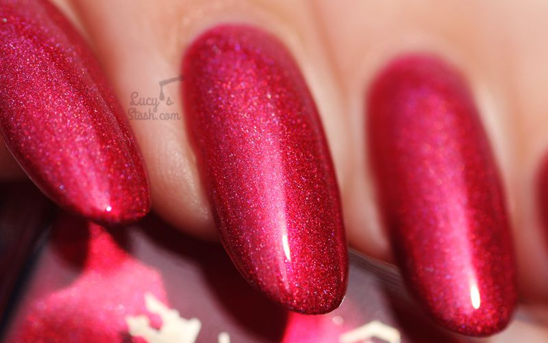 A England TENNYSON'S ROMANCE collection - Review & Swatches