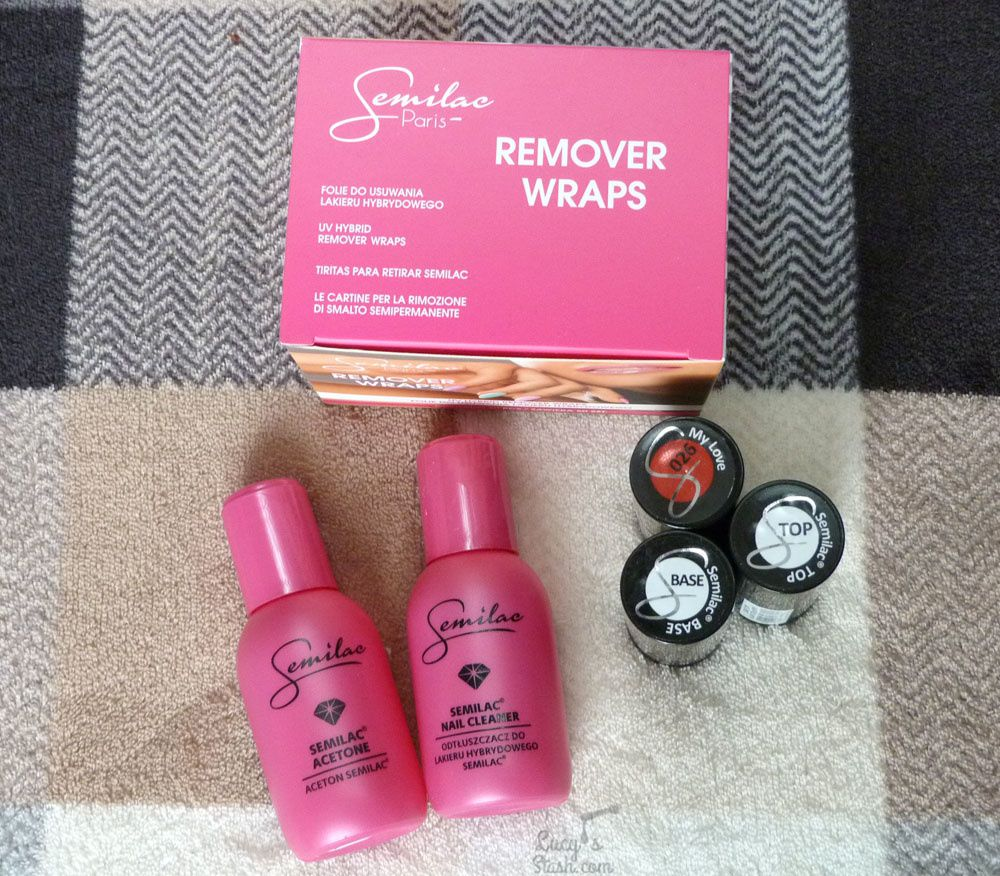 Semilac Hybrid Gel Polish & Starter Kit | Review & Swatches