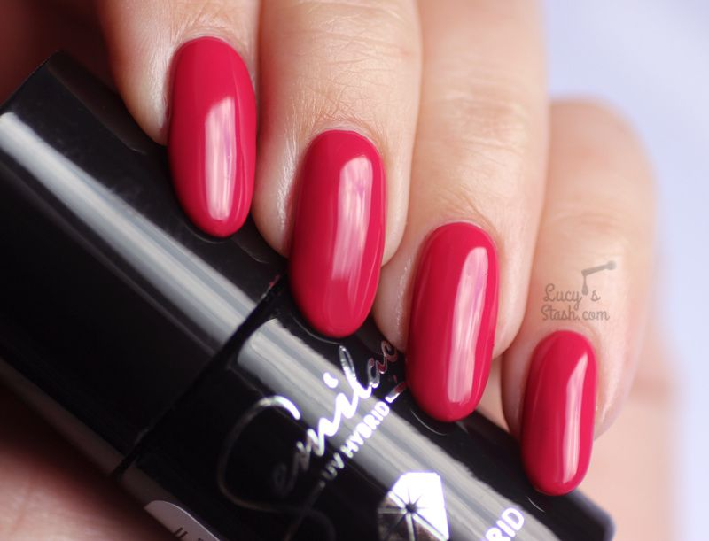 Semilac Glossy Cranberry 990