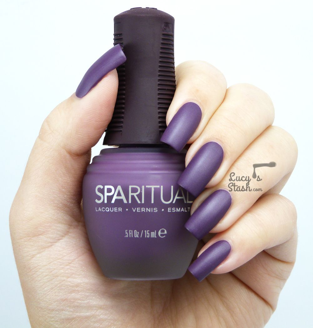 SpaRitual Bravery from Odyssey Collection - Review & Swatches