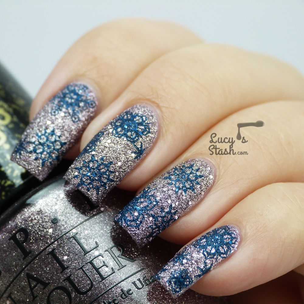 Winter theme continues with snowflakes!