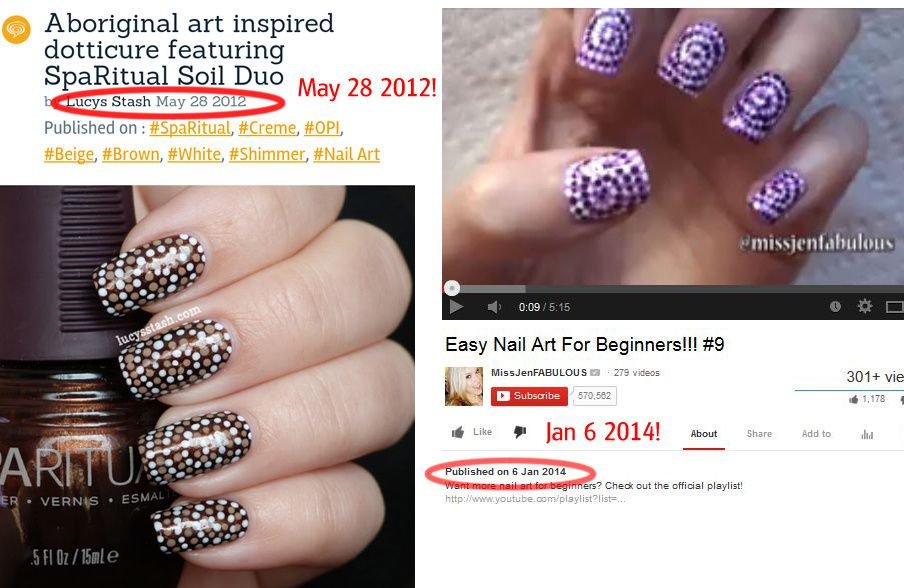 Re: MissJenFabulous aka The Nail Art Thief post