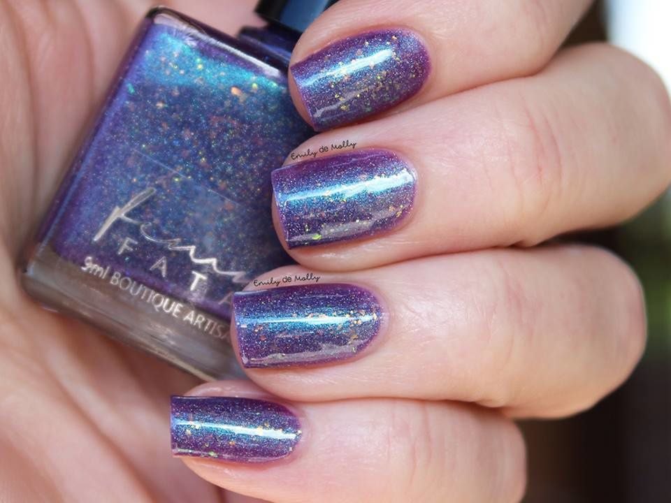 Femme Fatale Turbinium LE Swatched by @emilydemolly