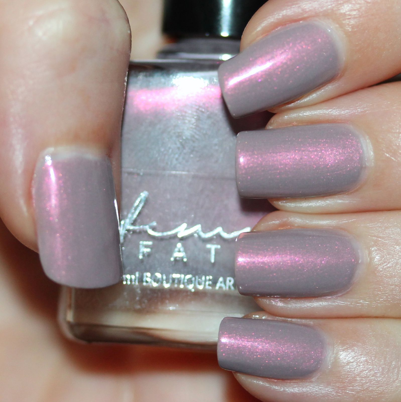 Femme Fatale 2084 (3 coats, not top coat)