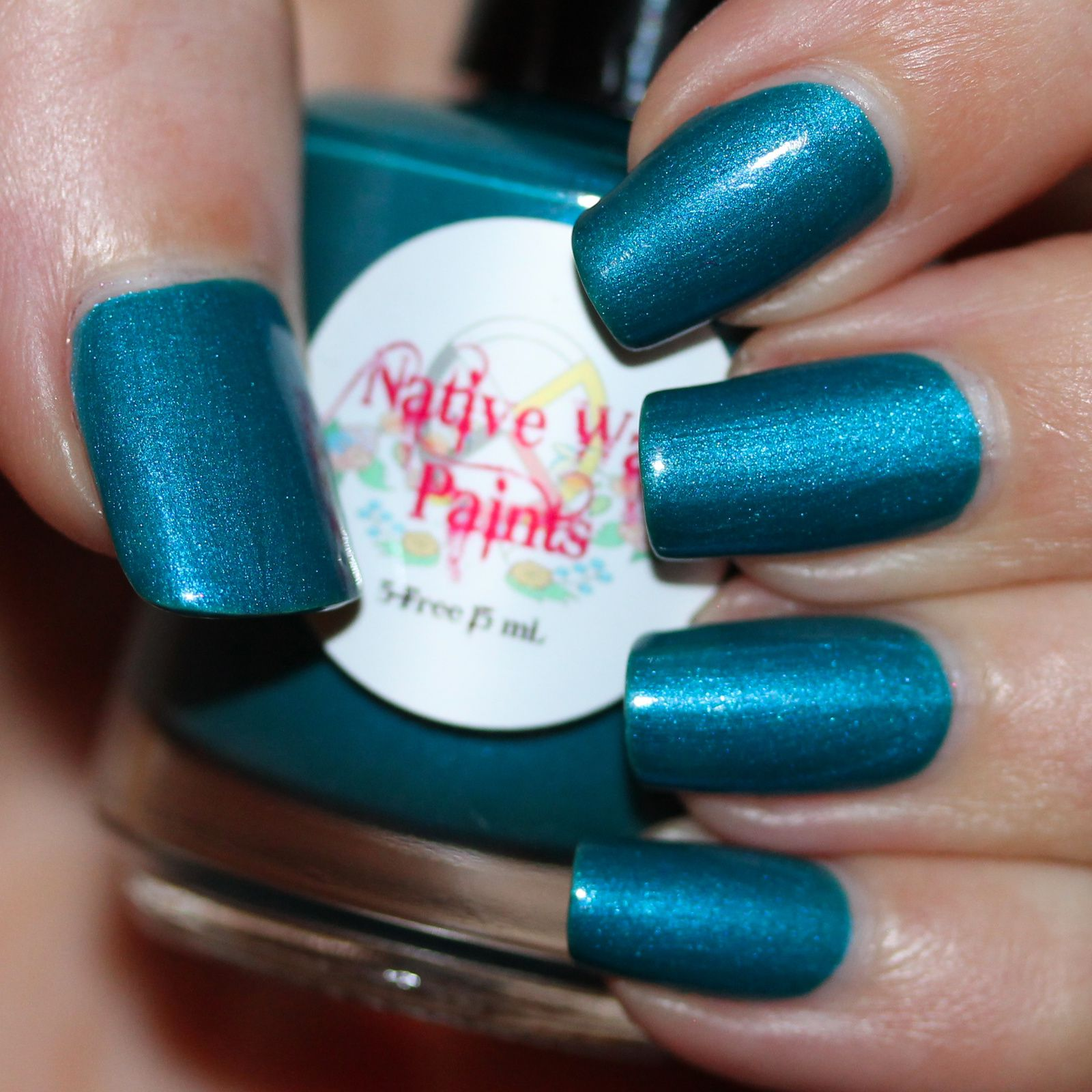 Duri Rejuvacote / Native War Paints My Favorite Sweater and Jeans / Sally Hansen Miracle Gel Top Coat
