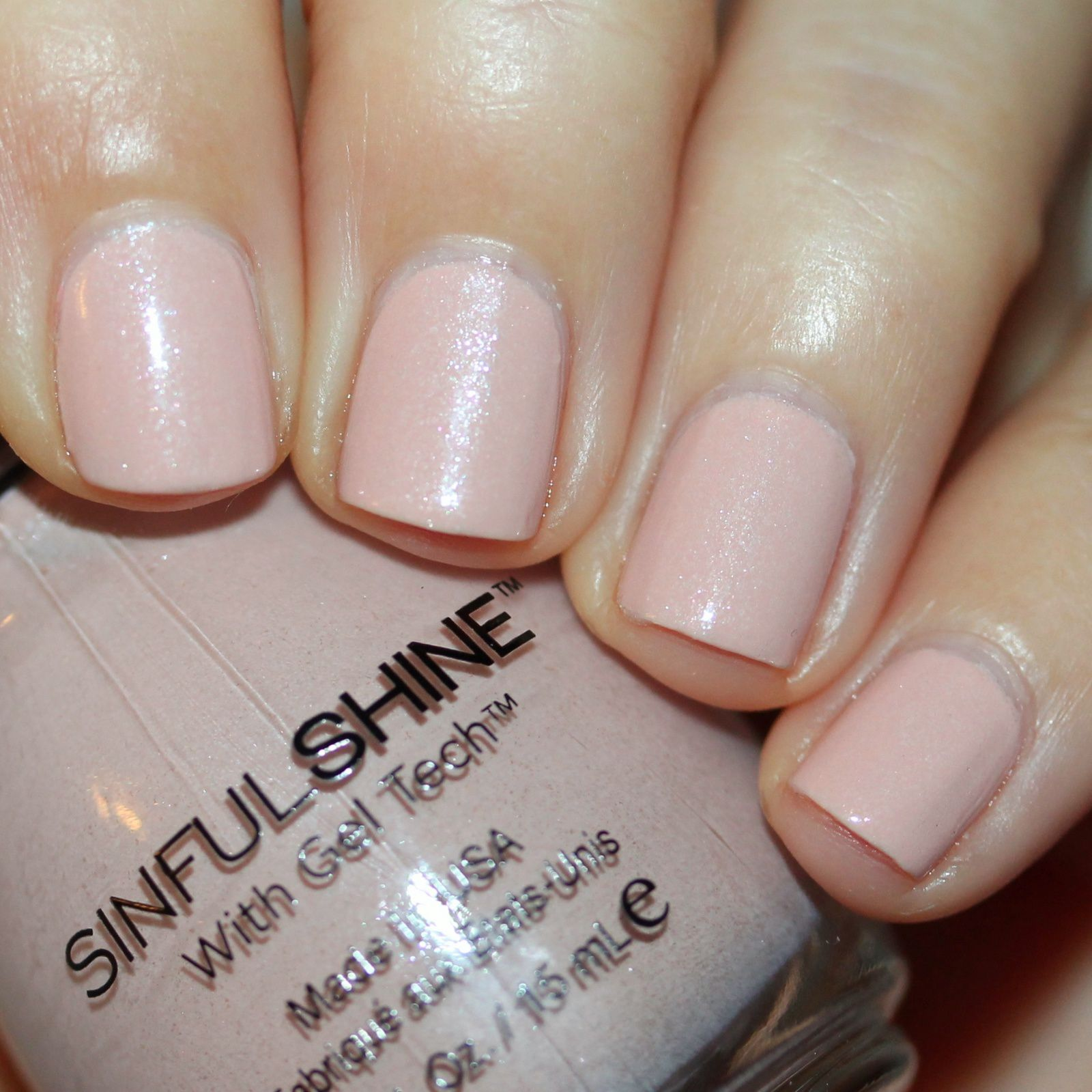 Duri Rejuvacote / Sinful Colors Kommando / HK Girl Top Coat