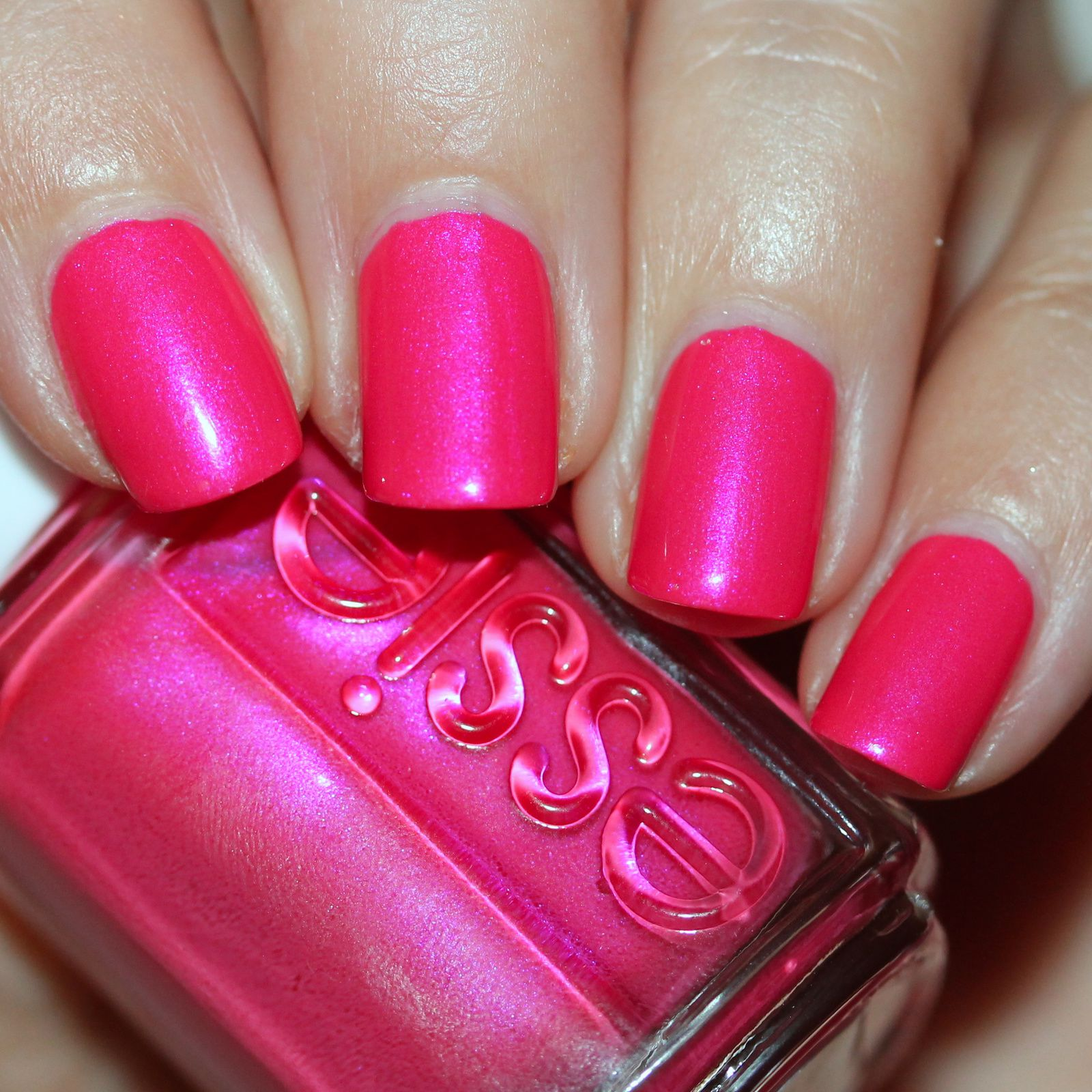 Sally Hansen Complete Care 4-in-1 Extra Moisturizing Nail Treatment / Essie Running in Heels / HK Girl Top Coat