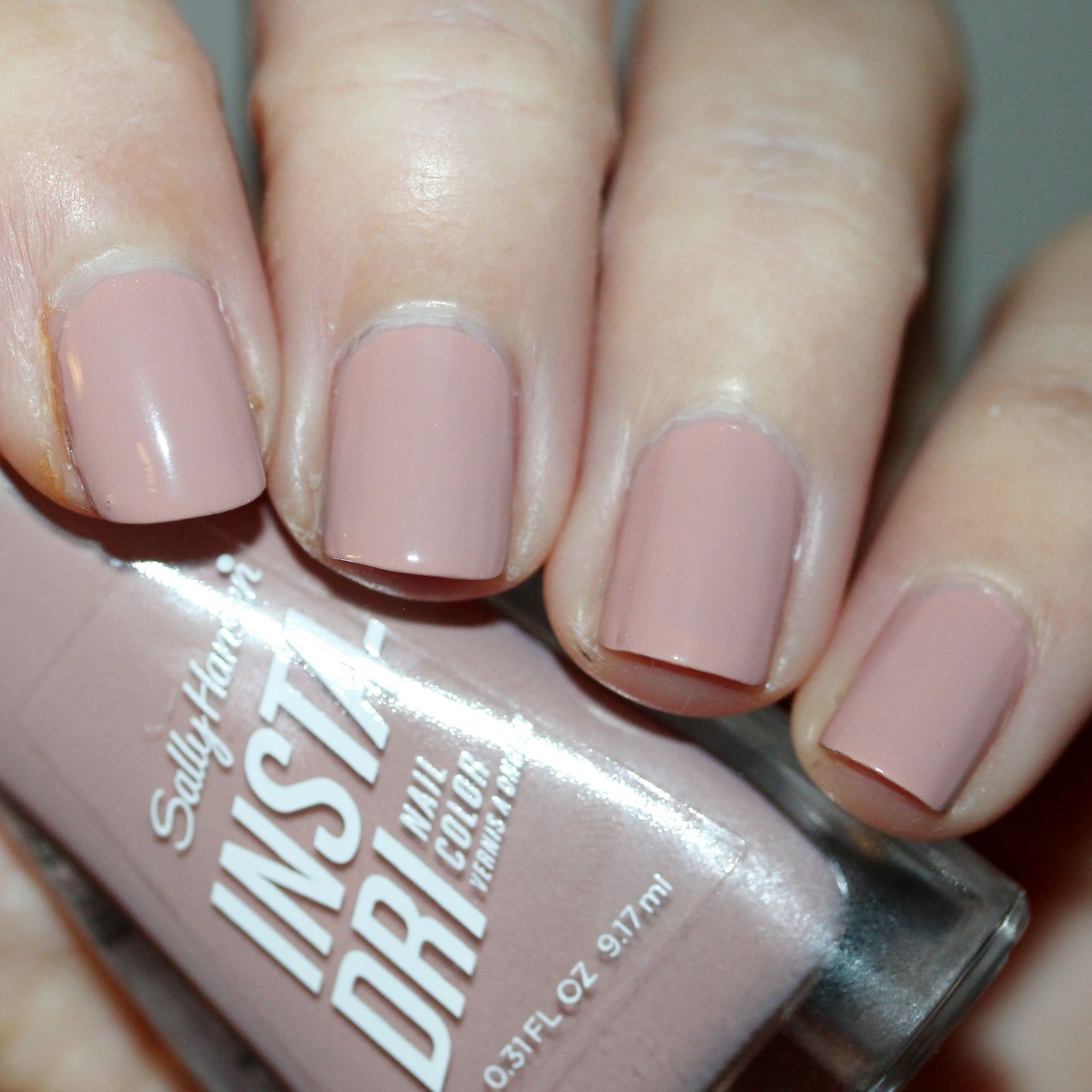 Sally Hansen Buff and Tumble (203)
