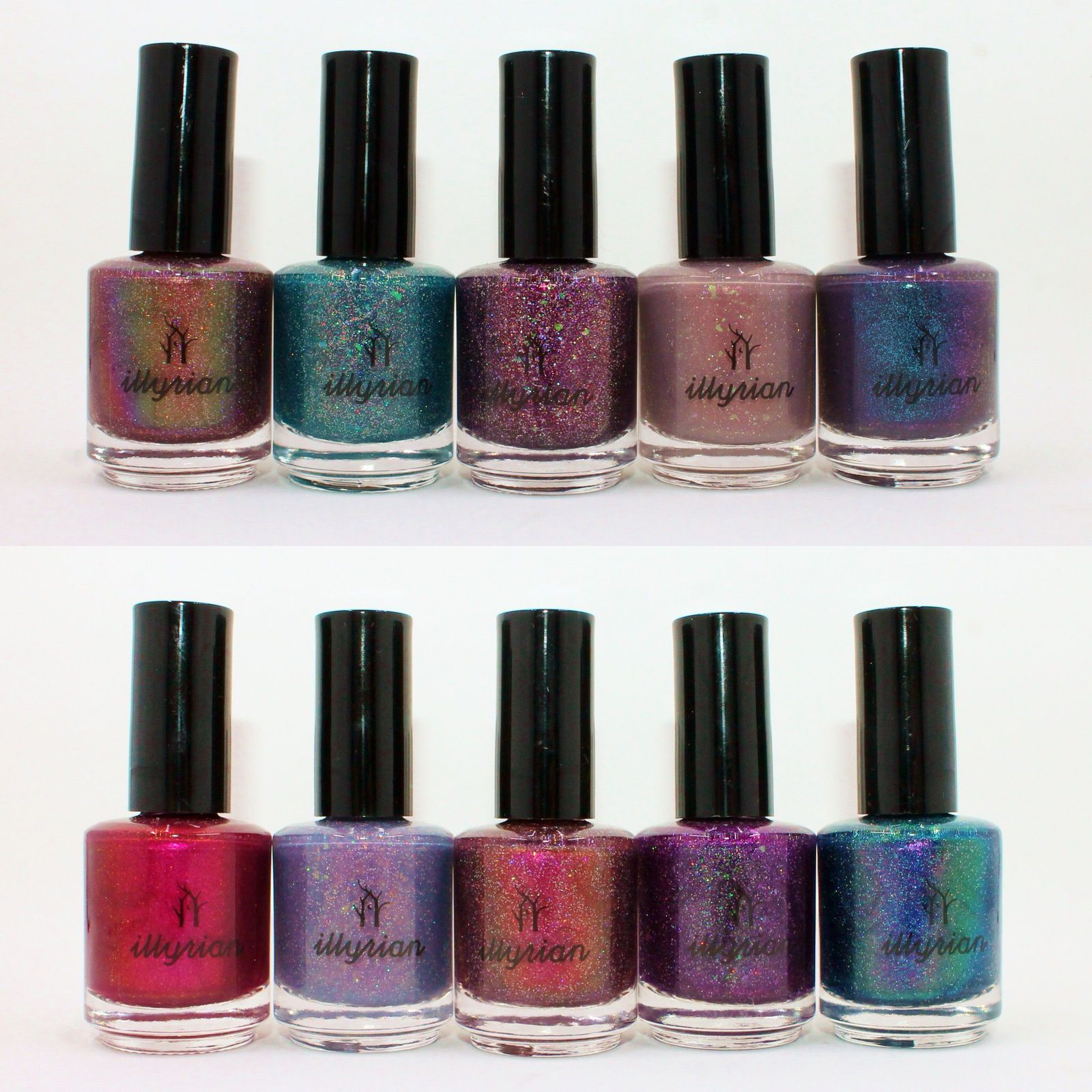 Illyrian Polish Strange, Beyond, Prototype 5, Prototype 60, Odd, Prototype 99, Dusk Till Dawn, Stargaze, Riddle, In The Clouds.