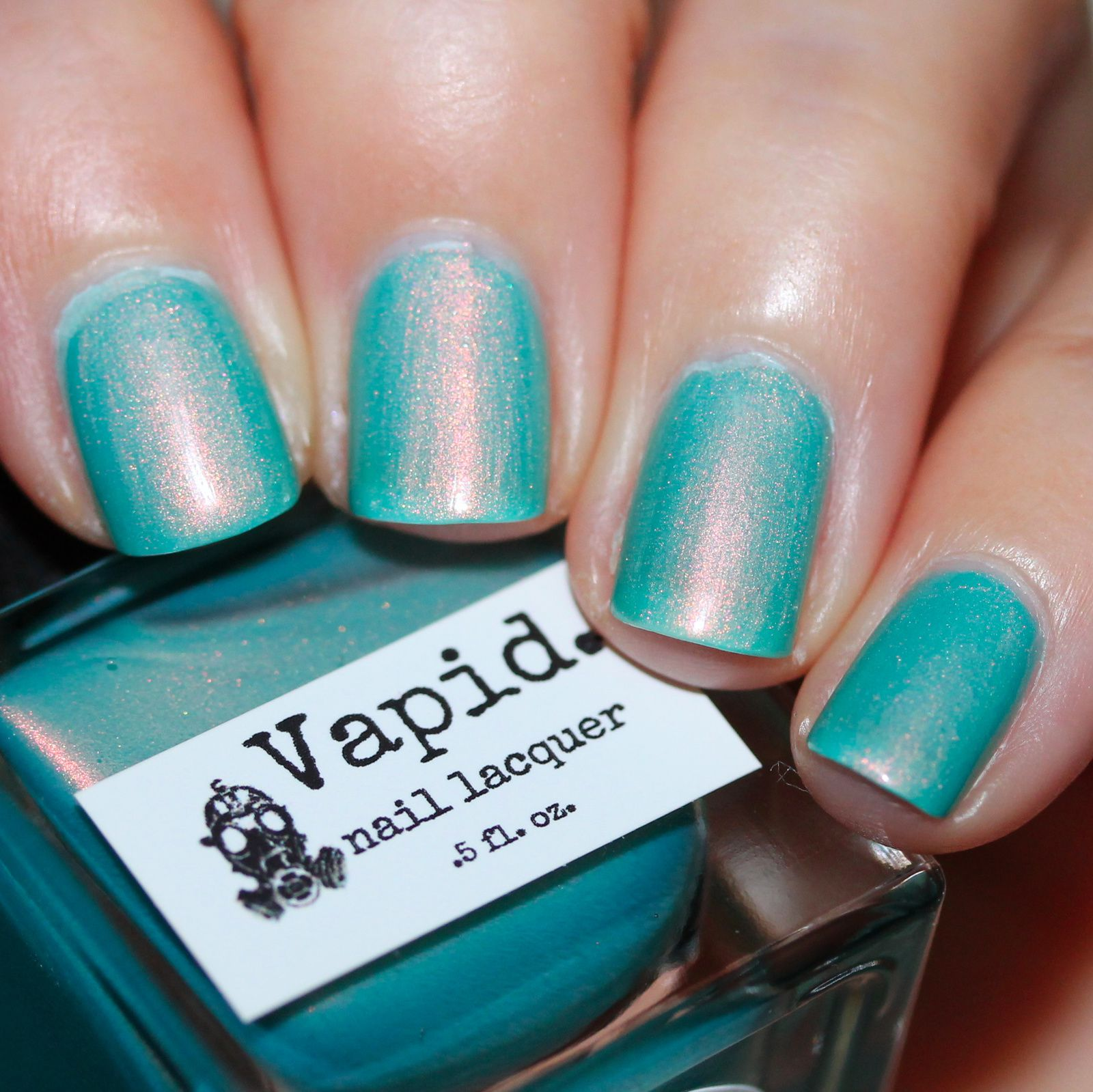 Sally Hansen Complete Care 4-in-1 Extra Moisturizing Nail Treatment / Vapid Lacquer Fish Out of Water / Native War Paints Hurry, Hurry!Top Coat