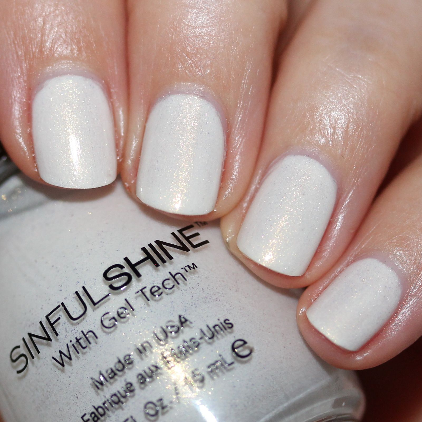 Sally Hansen Complete Care 4-in-1 Extra Moisturizing Nail Treatment / Sinful Colors Koko-Nuts / Native War Paints Hurry, Hurry!Top Coat