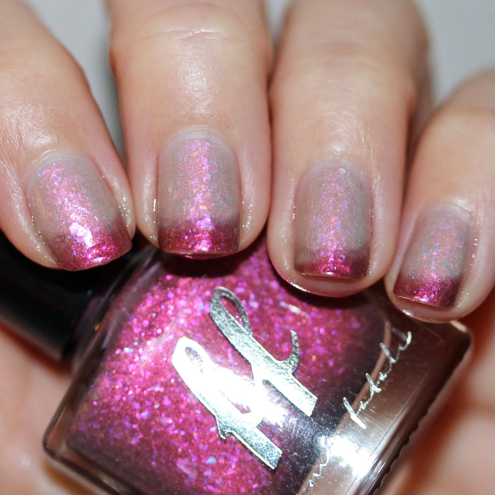 Femme Fatale Cosmetics Inner Dreaming (3 coats, no top coat)