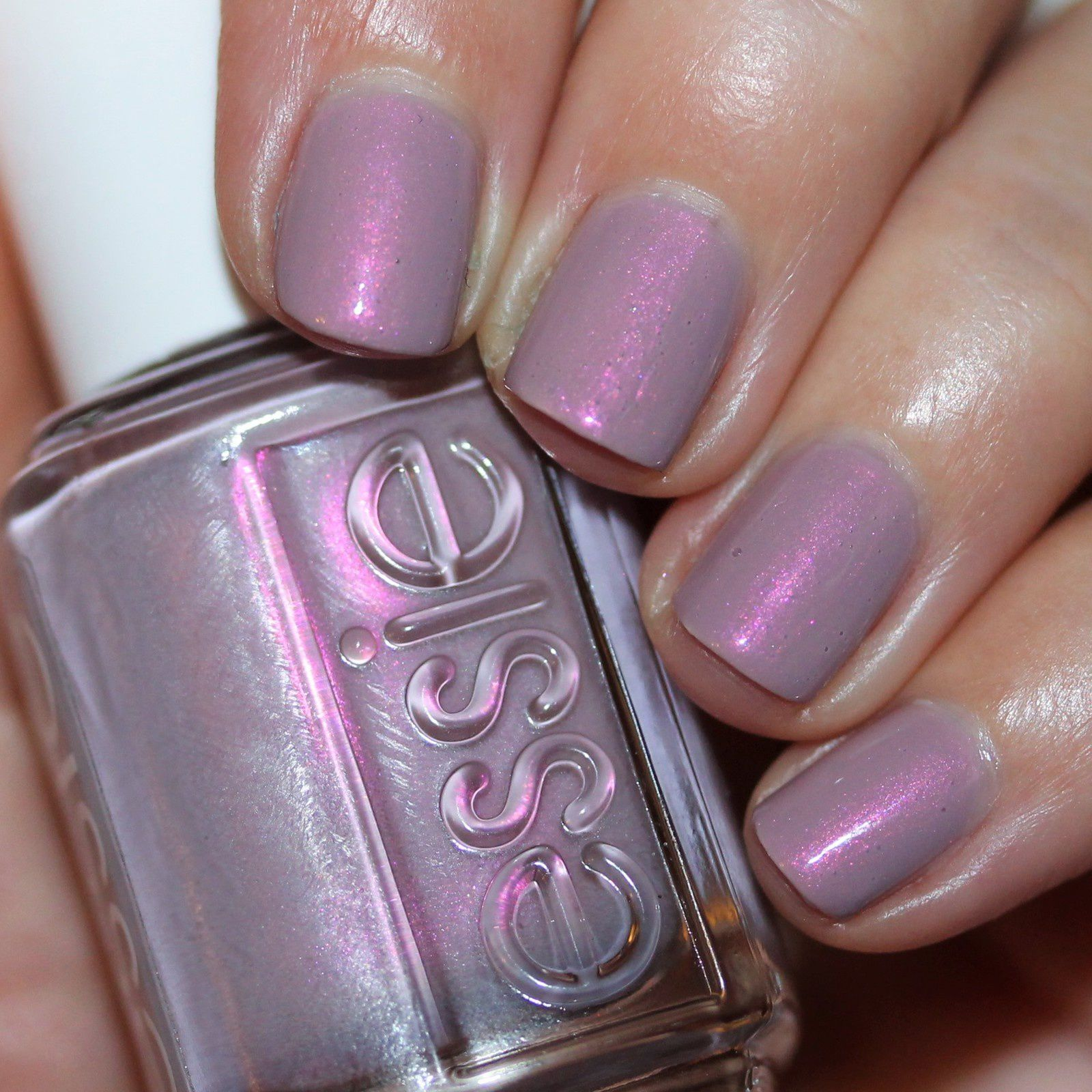 Essie Protein Base Coat / Essie Wire-less is More / Poshe Top Coat