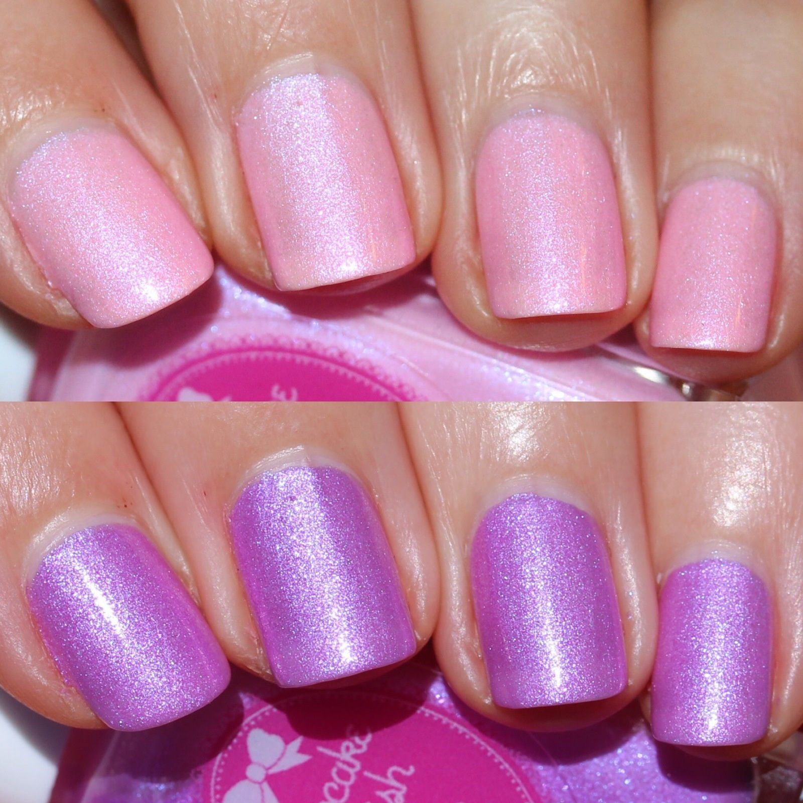 Essie Protein Base Coat / Cupcake Polish I Scream for Ice Cream / Essie Gel Top Coat