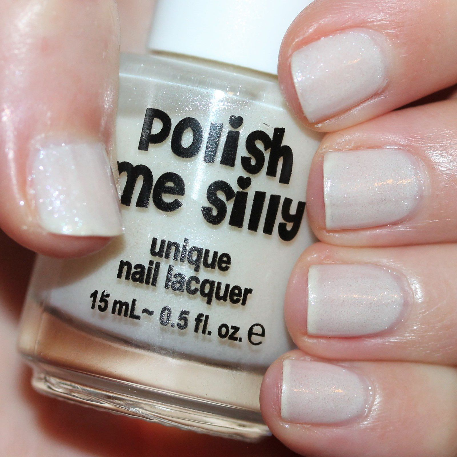 Essie Protein Base Coat / Polish Me Silly Blissful Moments / Essie Gel Top Coat