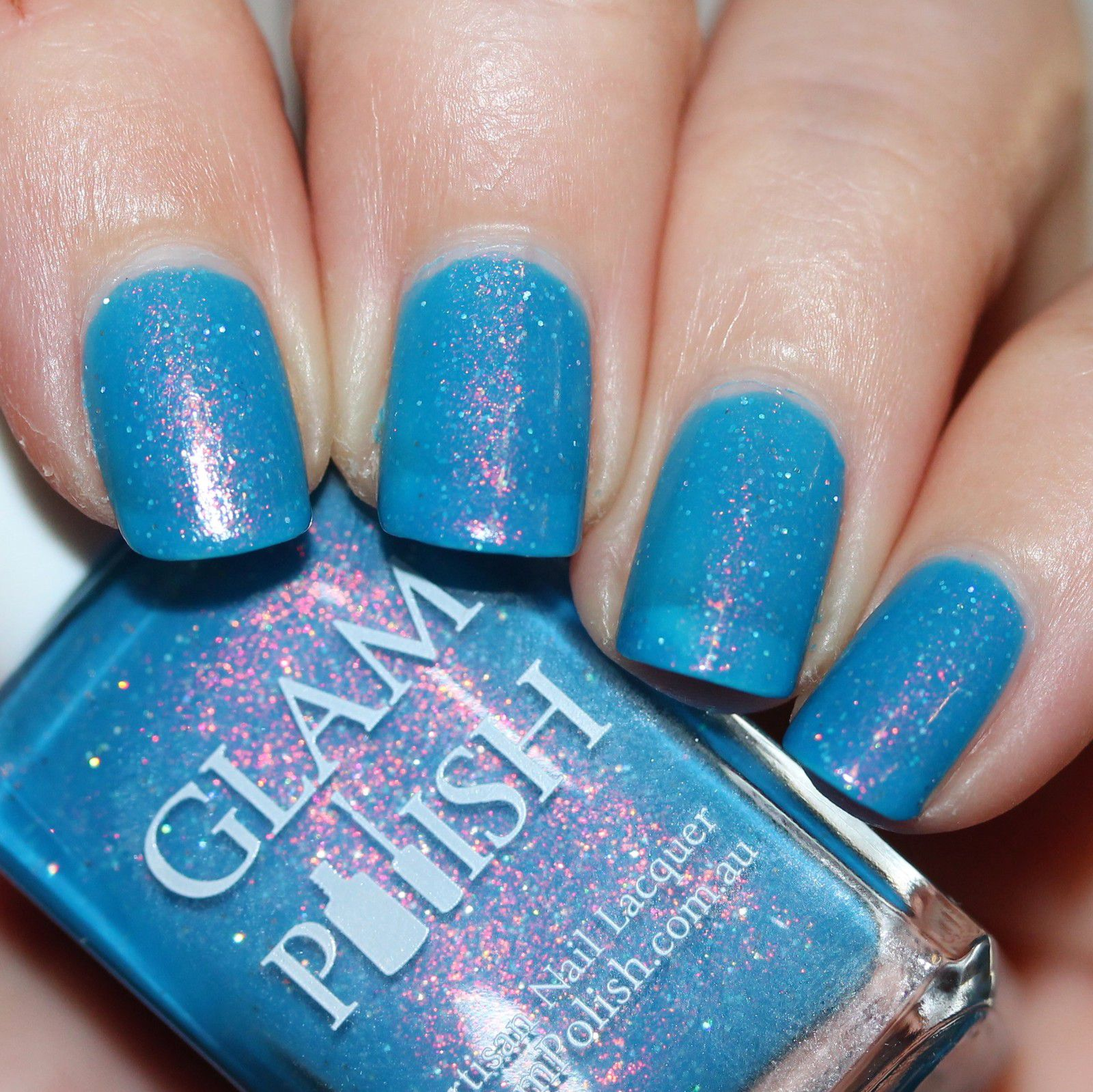Essie Protein Base Coat / Glam polish Shattered Empire / Essie Gel Top Coat