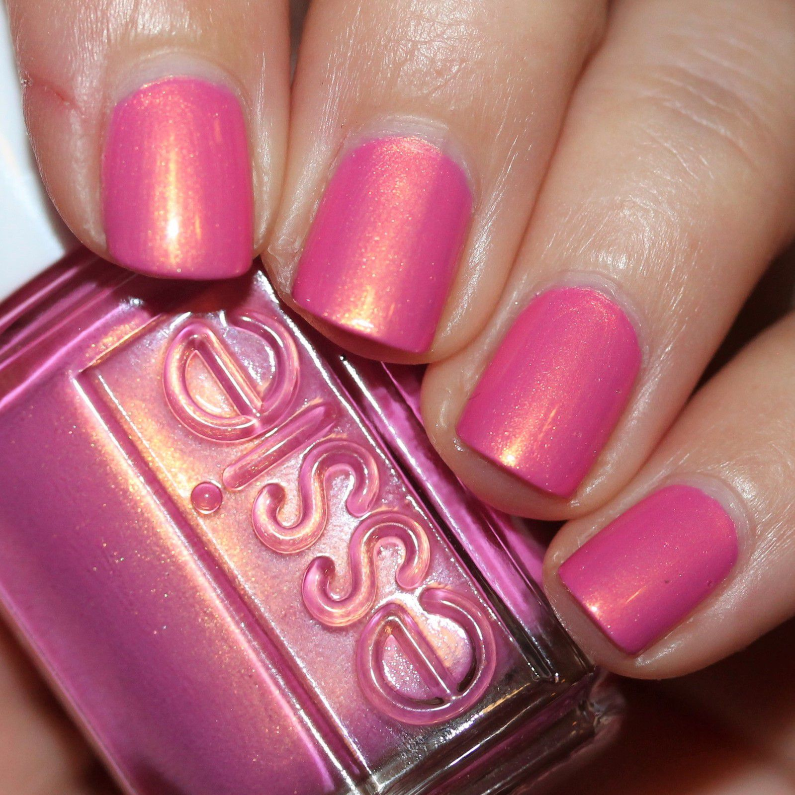 Essie Protein Base Coat / Essie One Way for One / Essie Gel Top Coat