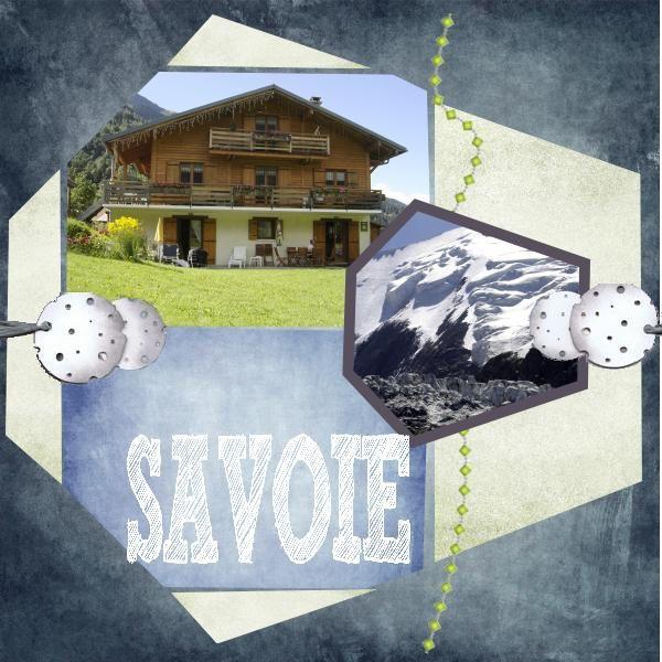 Savoie - page de garde