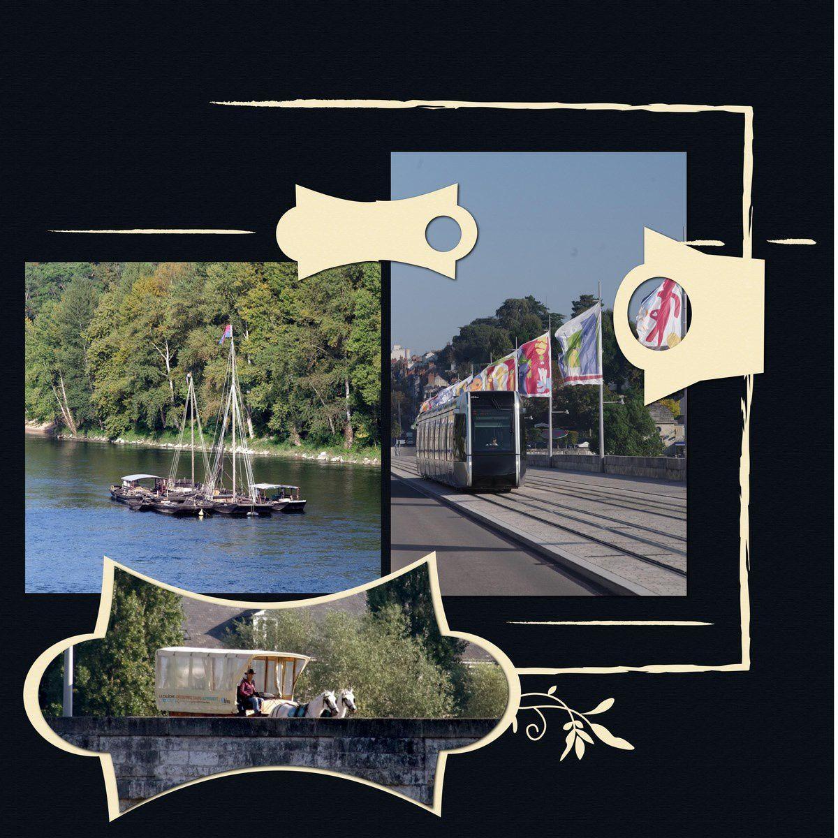 TOURS - Bords de Loire