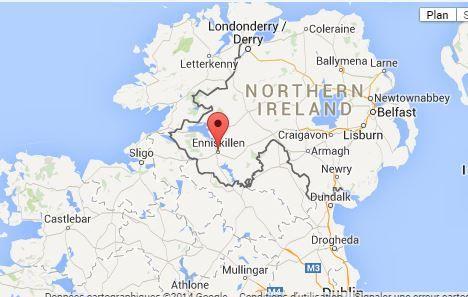 ENNISKILEN - Irlande du Nord