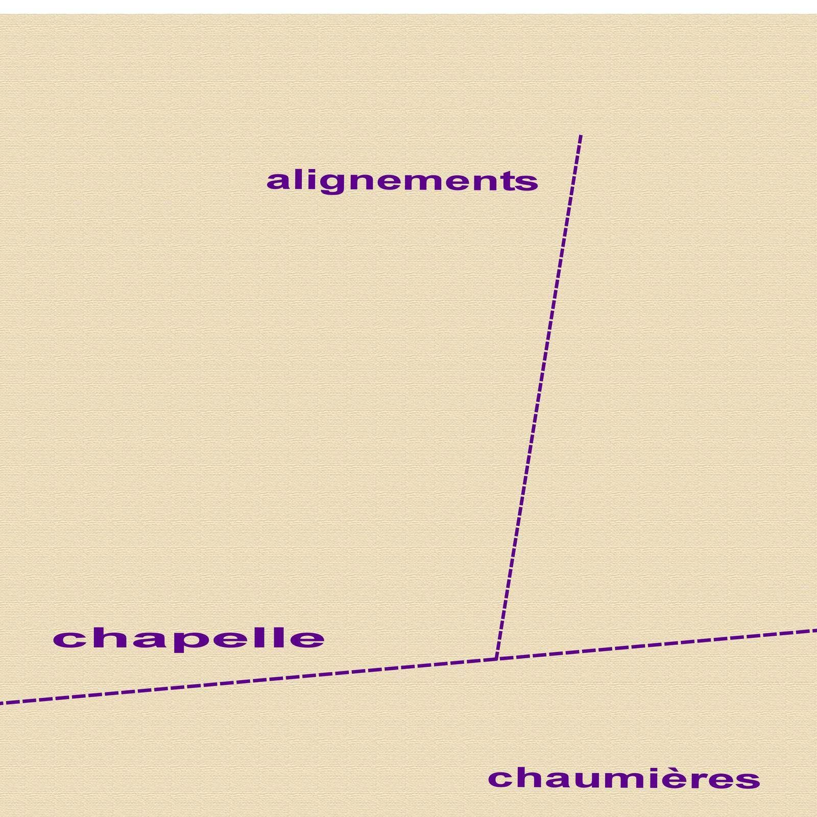 PENMARC'H - alignements de  LA MADELEINE  - accès