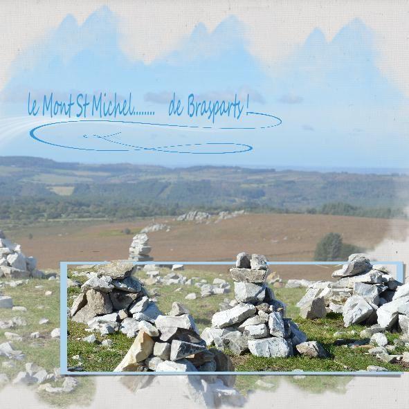 Mont St Michel de Brasparts