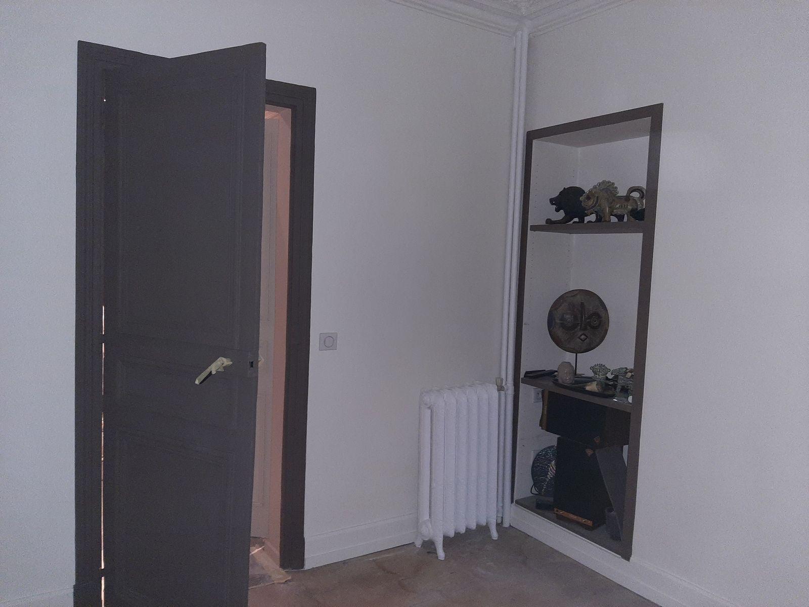 Rénovation appartement à Paris 9 suite à dégât des eaux