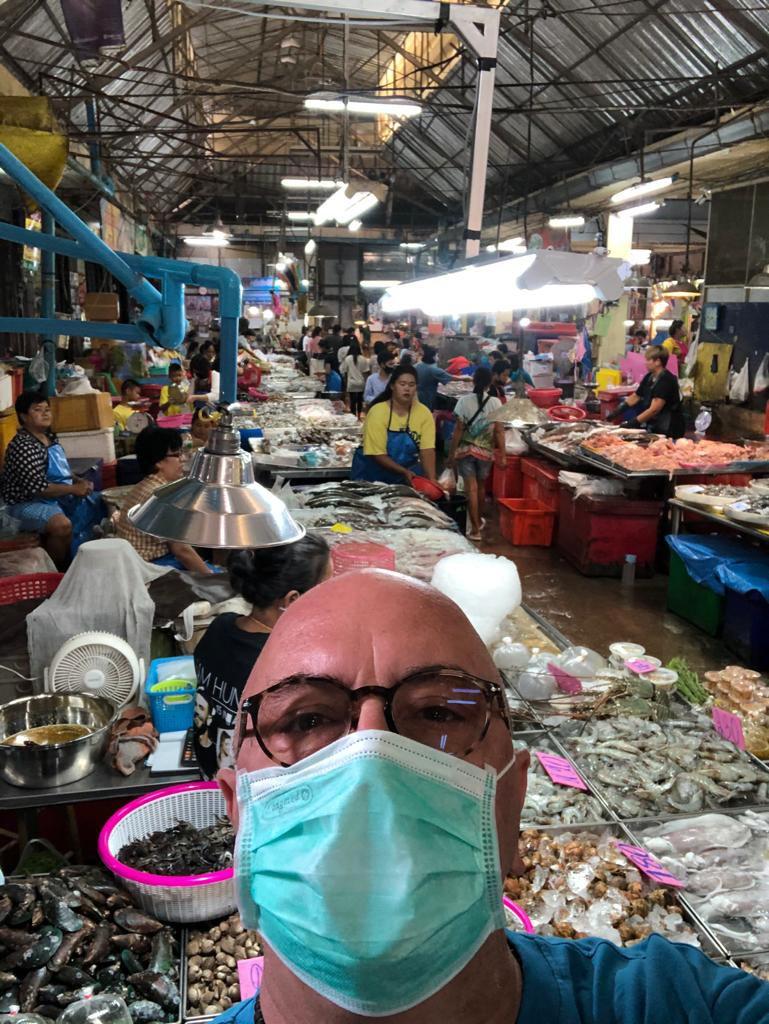 A la découverte du marché de Chatchai à Hua Hin