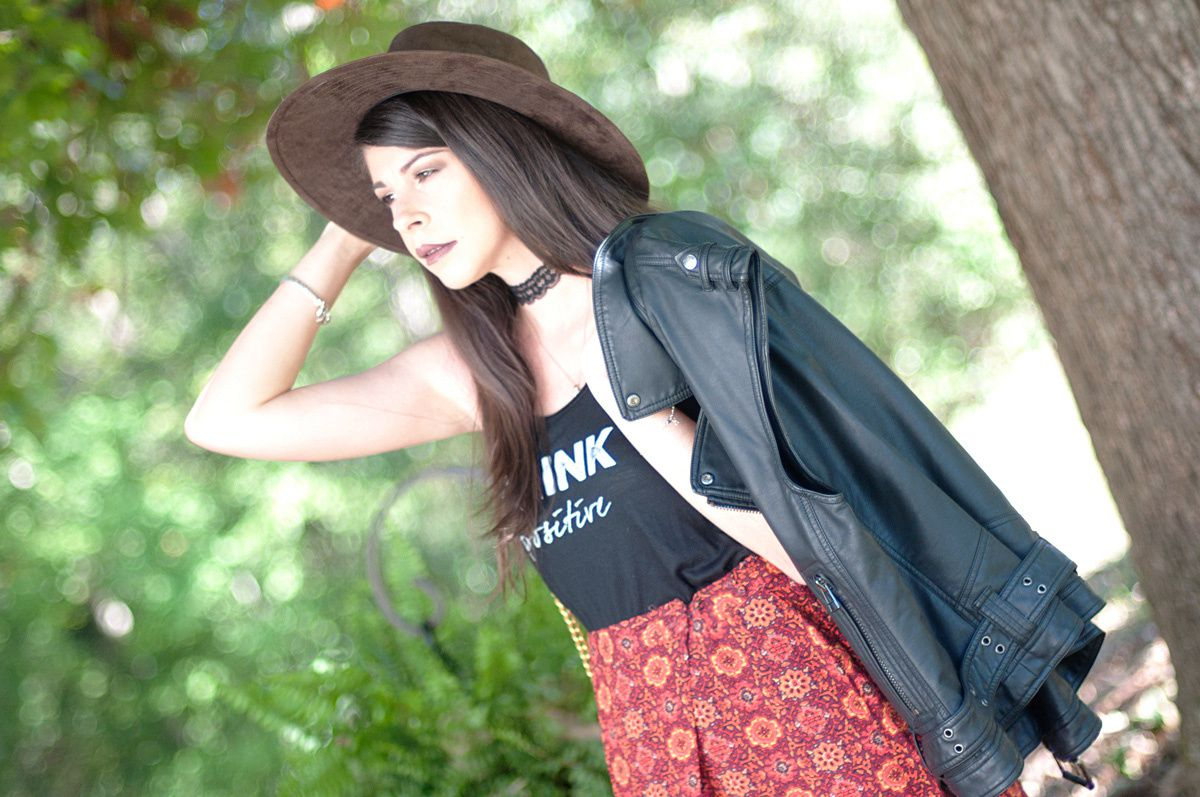 Boho Witch Inspired Outfit