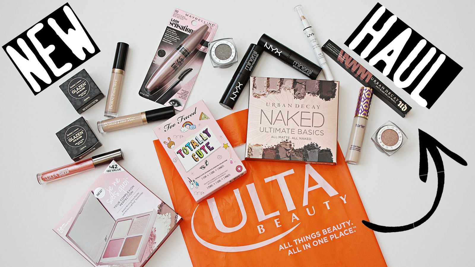 NEW at ULTA HAUL! Holiday Makeup & More