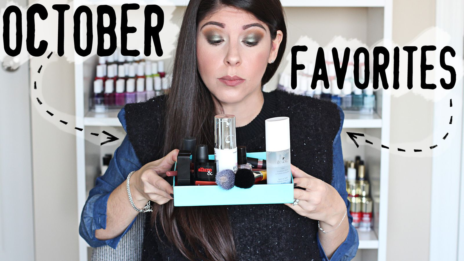 October Beauty FAVORITES! 2016