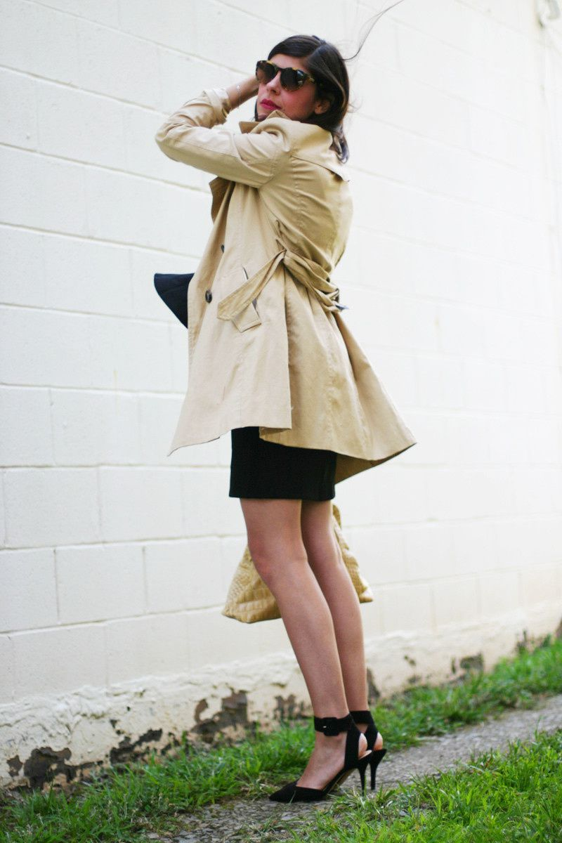 A Trench Coat Story