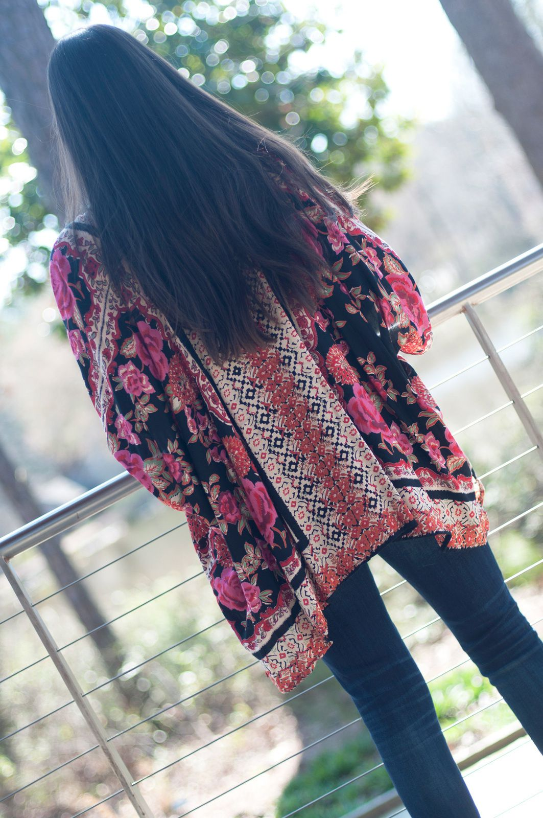 The Kimono | Perfect Spring Wardrobe Staple