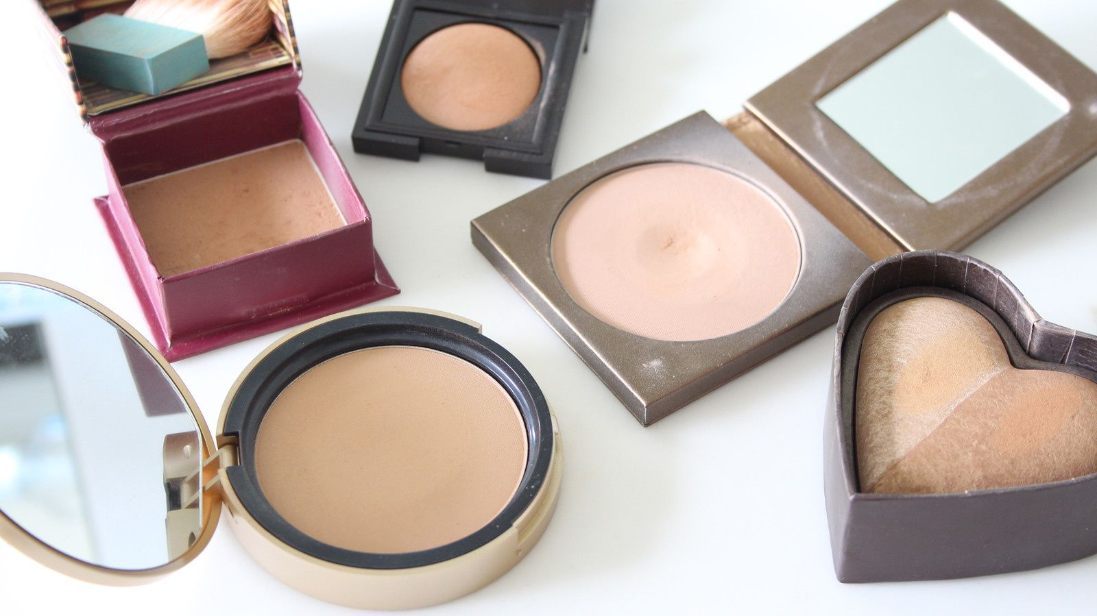 5 High End Bronzers WORTH THE SPLURGE!
